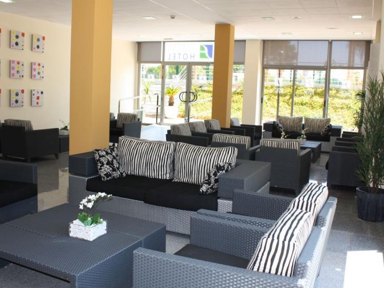 Salón Habitación Doble Alcocebre Suites Hotel