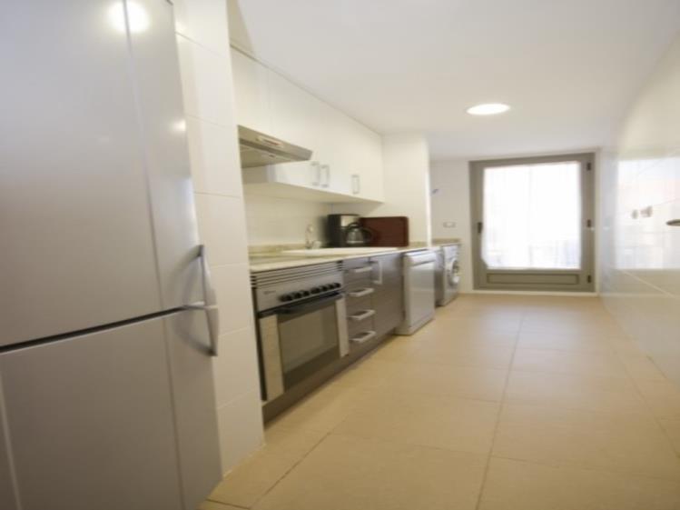Cocina Apartamento 2 dormitorios (4-6 personas) Alcocebre Suites Hotel