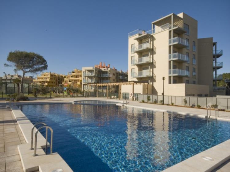 Piscina Apartamento 2 dormitorios (4-6 personas) Alcocebre Suites Hotel