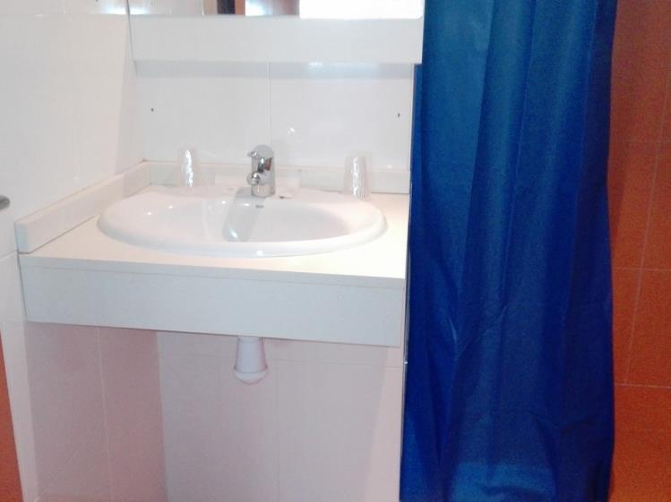 Baño Apartamento 3 dormitorios (6-8 personas) Alcocebre Suites Hotel