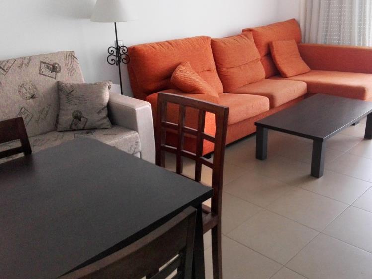 Salón comedor Apartamento 3 dormitorios (6-8 personas) Alcocebre Suites Hotel