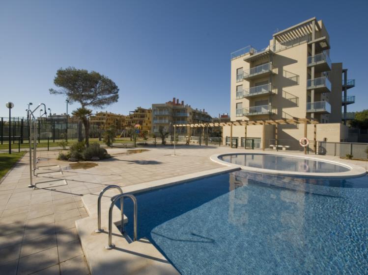 Balcón Aparthotel Alcocebre Suites Hotel