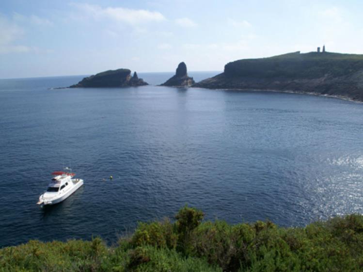 Excursíón Islas Columbretes islas columbretes