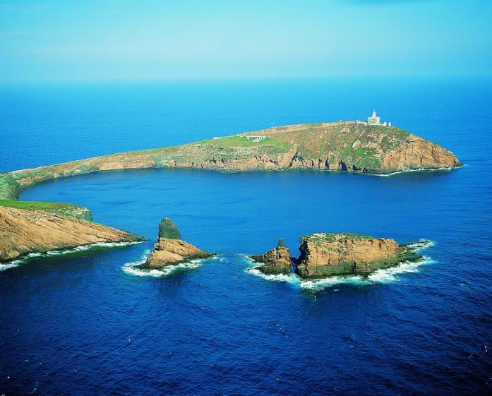 islas columbretes islas columbretes