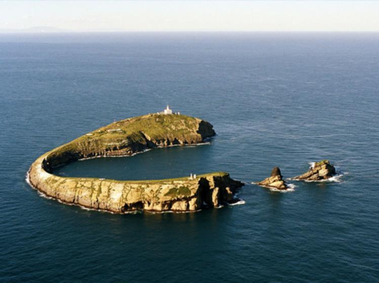 Panorámica Islas Columbretes islas columbretes