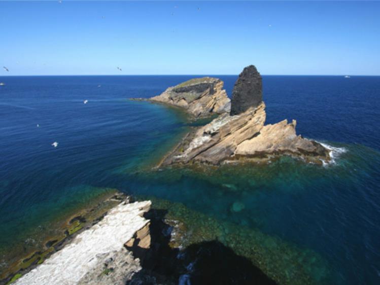 Rocas Islas Columbretes islas columbretes