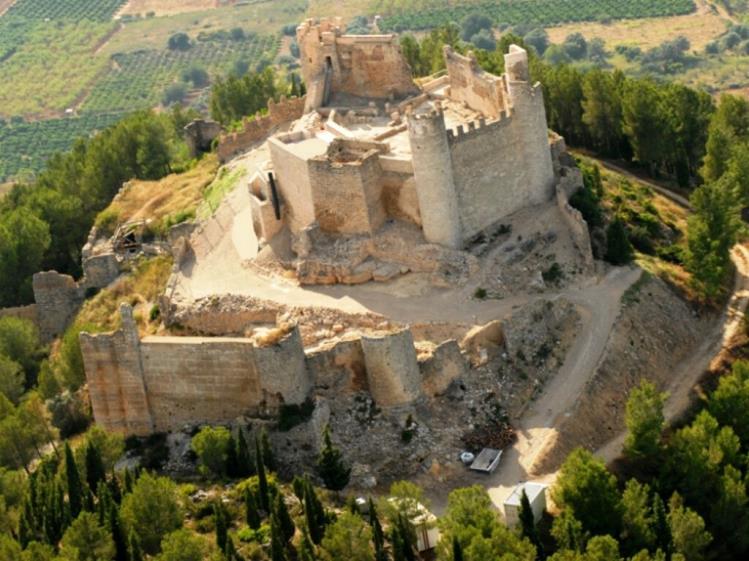Vistas Castillo de Xivert 1 castillo xivert castillo xivert