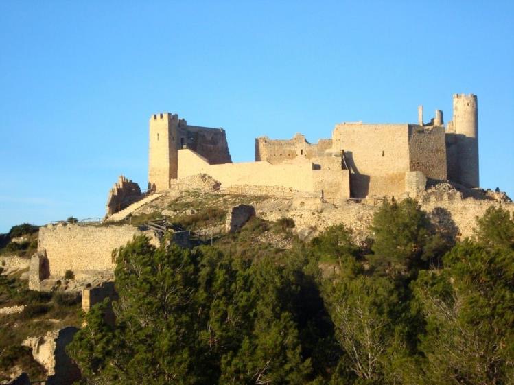 Vistas Castillo de Xivert 2 castillo xivert castillo xivert