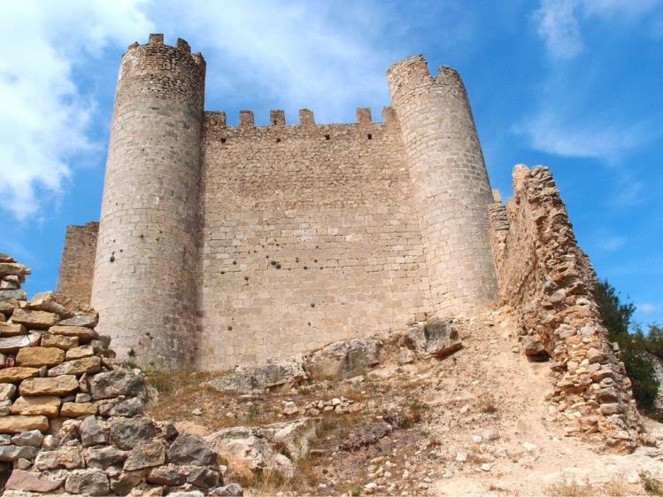 Vistas Castillo de Xivert 4 castillo xivert castillo xivert