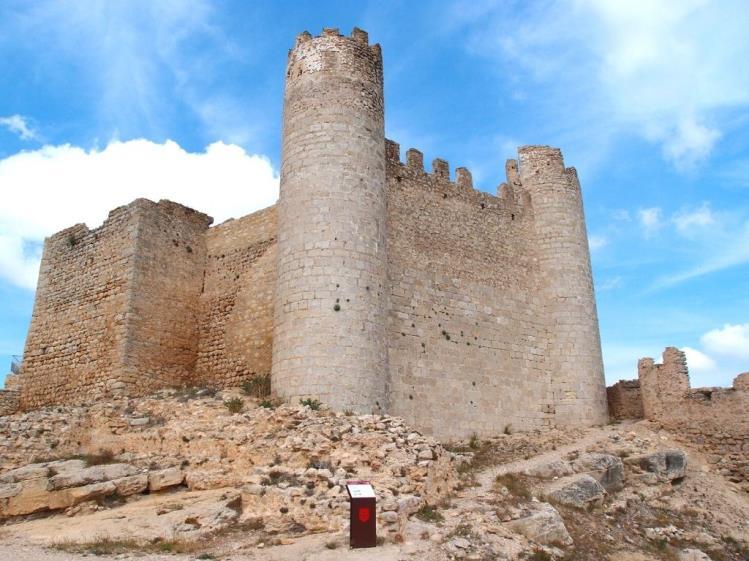 Vistas Castillo de Xivert castillo xivert castillo xivert