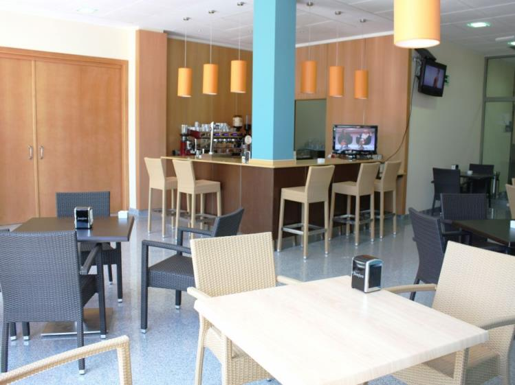 salon restaurante